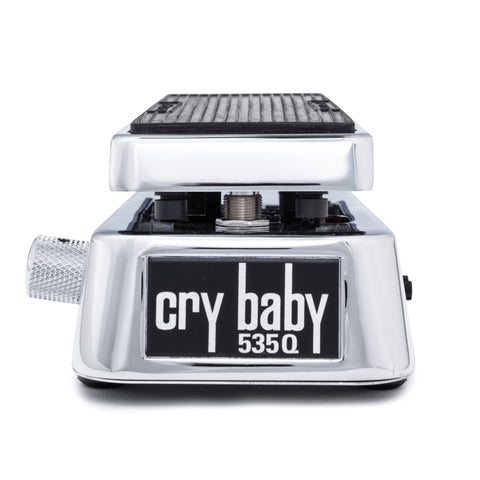 Dunlop 535Q-C Chrome Cry Baby Multi-Wah Pedal
