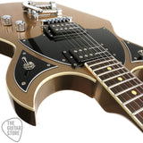 Reverend Reeves Gabrels Spacehawk Metallic Lakeshore Gold