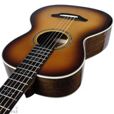 Breedlove Legacy Parlor Acoustic-Electric Guitar Walnut Sitka Sunburst