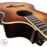 Breedlove Studio Concert Maple Sitka Sunburst Acoustic Guitar