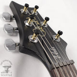 Paul Reed Smith S2 Vela Satin Nitro Black PRS Electric Guitar - S2023652