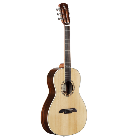 Alvarez AP70L Artist 70 Series Parlor Left Handed Acoustic Guitar - Natural Finish