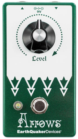 Earthquaker Devices Arrows V2 Boost Pedal