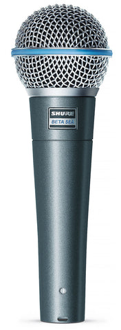 Shure Beta 58 High Output Vocal Microphone