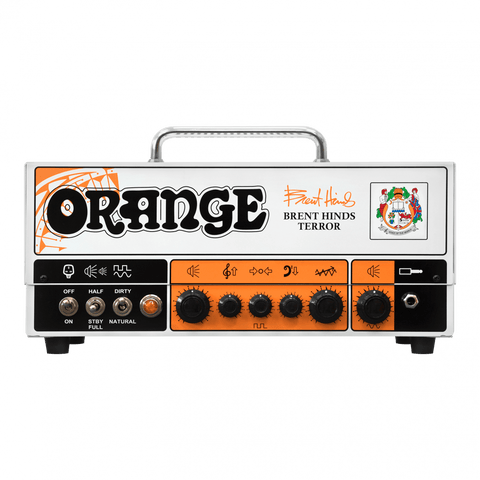 Orange Brent Hinds Terror Guitar Amplifier Head