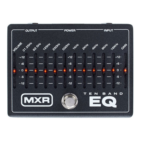 MXR M108 Ten Band Graphic EQ