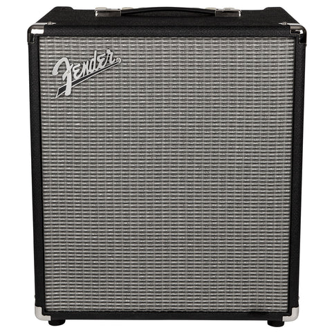Fender Rumble 100 V3 120V Black Silver 2370400000