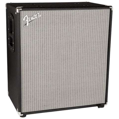 Fender Rumble 410 Cabinet (V3) Black/Silver 2270900000