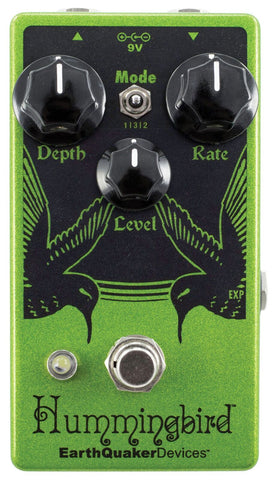 Earthquaker Devices Hummingbird V4 Tremolo Pedal