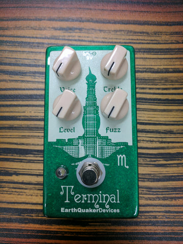 Used Earthquaker Devices Terminal Fuzz Year of the Pedal