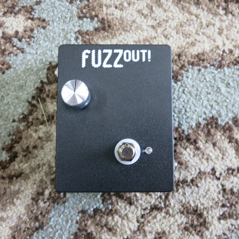 Used Ohm Fuzzout UOHMFUZZOUT