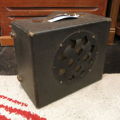 Used 1936 Supro Combo Amplifier