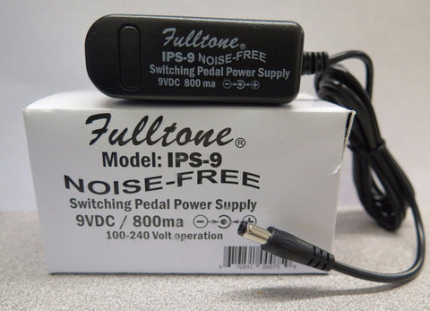 Fulltone IPS-9 9 Volt Worldwide Power Adapter