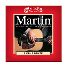 Martin Traditional 80/20 Bronze, 13-56