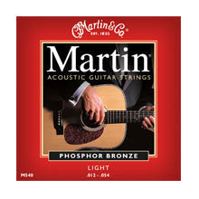 Martin Traditional 92/8 Phosphor Bronze, 12-54