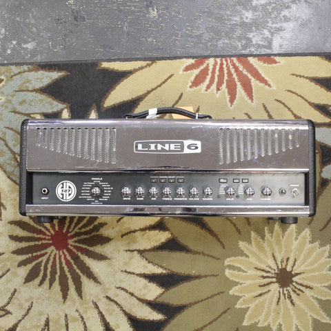 Used Line 6  HD 147 Amplifier Head