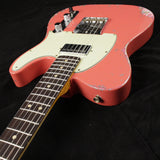 Fender Custom Shop 60s HS Telecaster Fiesta Red Over Paisley Electric Guitar