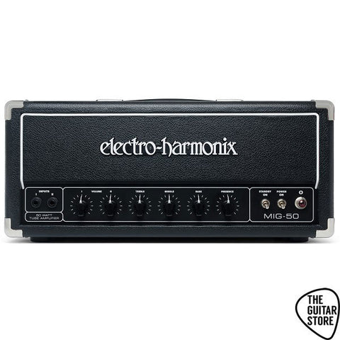 Electro-Harmonix MIG-50 Tube Amplifier Head