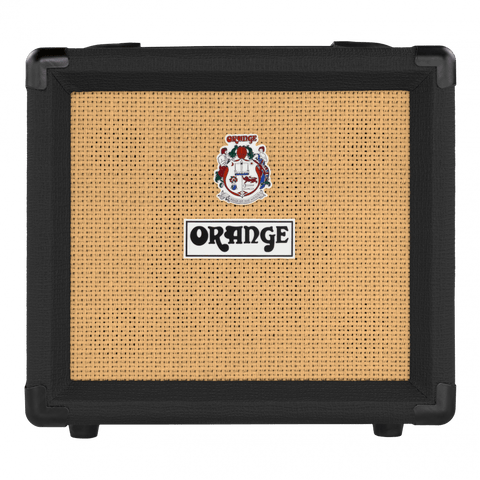 Orange Crush 12 Black Guitar Amplifier Combo