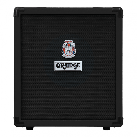 Orange Crush Bass 25 Black Amplifier Combo