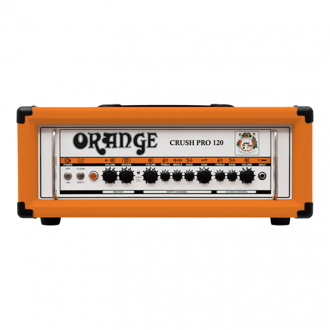 Orange Crush Pro 120 Guitar Amplifier Head