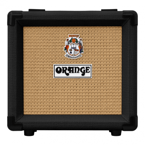 "Orange Micro Terror Black 1x8"" Speaker Cabinet"