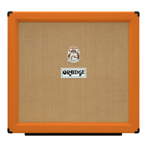 "Orange PPC412 4x12"" Speaker Cabinet"