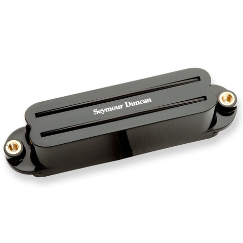 Seymour Duncan SHR-1N Hot Rails Stratocaster Neck Middle Black