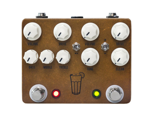 JHS Sweet Tea V3 Overdrive Pedal