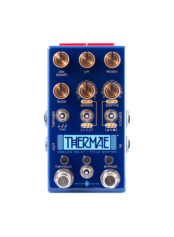 Chase Bliss Audio Thermae Delay Pedal