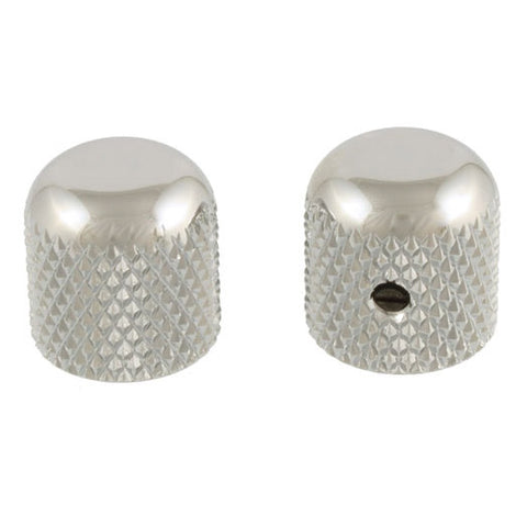 Allparts Chrome Dome Knobs
