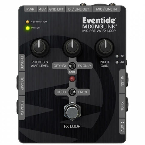 Eventide Mixing Link Mic Preamp & FX Loop
