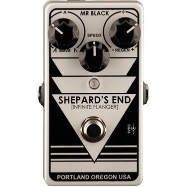 Mr. Black Shepard's End Through-Zero Flanger