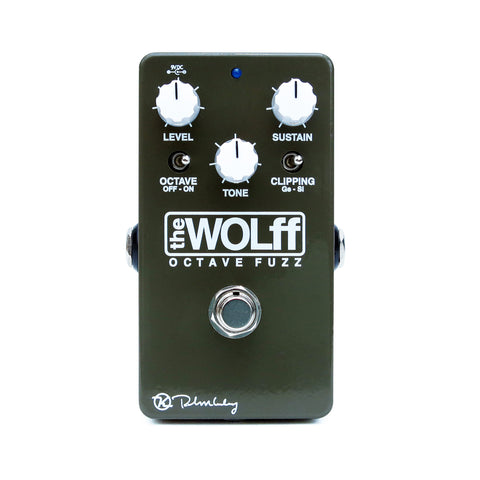 Keeley Wolff Octave Fuzz Pedal *B-stock