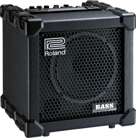 Roland CB-20XL Cube Bass Amplifier - 20 Watt