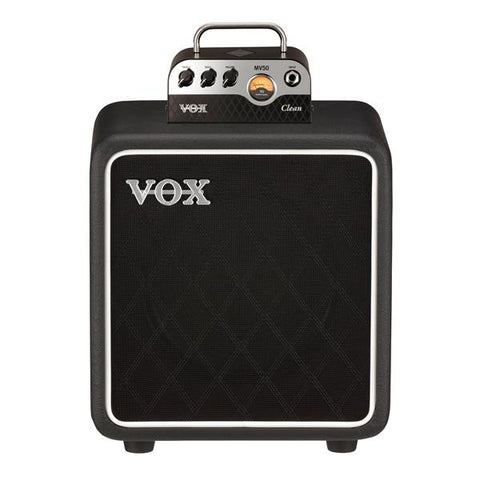 Vox MV50 Clean Guitar Amp and BC108 Cabinet Set