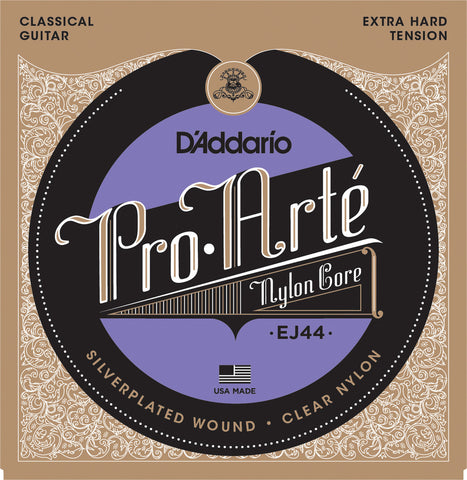 D'Addario EJ44 Pro-Art?? Nylon  Extra Hard Tension