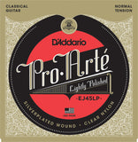 D'Addario EJ45LP Pro-Art?? Lightly Polished Composite Normal Tension