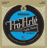 D'Addario EJ46LP Pro-Art?? Lightly Polished Composite Hard Tension
