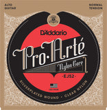 D'Addario EJ52 Pro-Art?? Alto Guitar Normal Tension