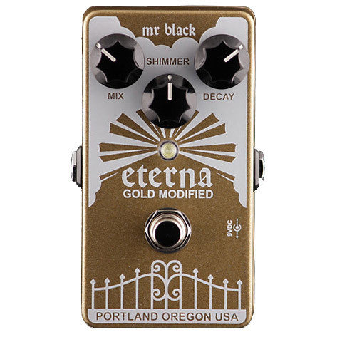 Mr. Black Eterna Gold Modified Reverberator