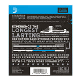 D'Addario EXP170SL Coated Nickel Wound Bass Light 45-100 Super Long Scale