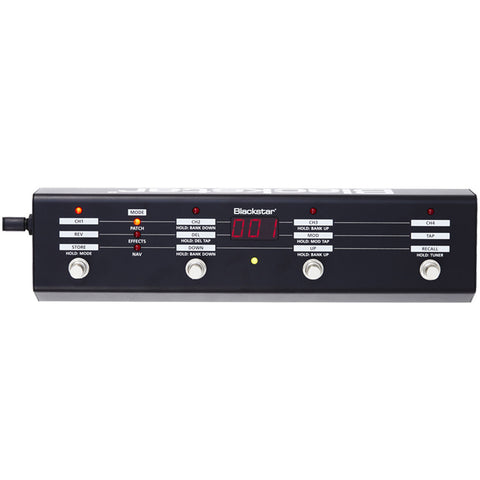 Blackstar FS-10 Foot Controller for ID Series Amplifier