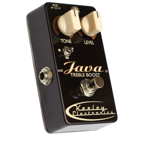 Keeley Java Boost Pedal (CV7003)