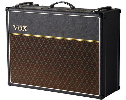 Vox AC30C2 All-Tube 2x12 Amplifier w/Greenback Speakers