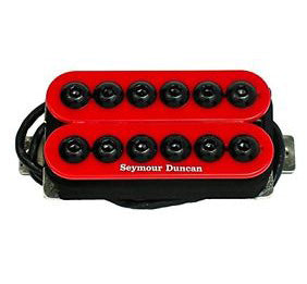 Seymour Duncan SH-8B Invader Humbucker Pickup - Red
