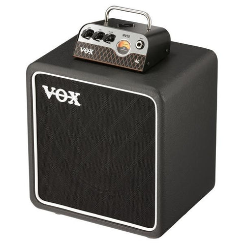 Vox MV50 AC Guitar Amp and BC108 Cabinet Set