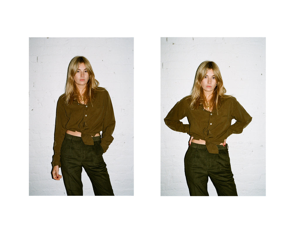 The Journal | Rights Sister: Camille Charriere