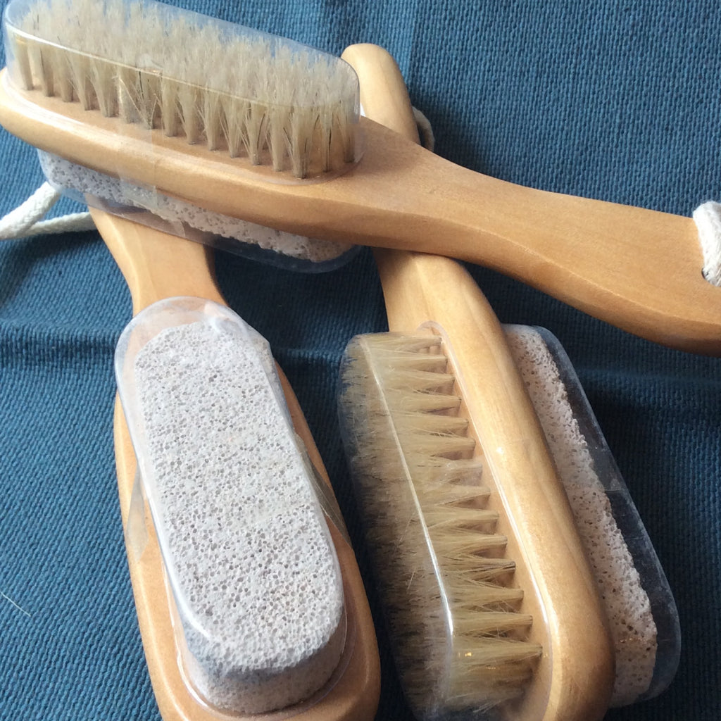 Foot Brush With Pumice