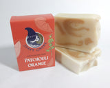 Patchouli Orange Buttermilk Soap